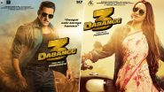 Dabangg 3: Salman Khan Introduces Sonakshi Sinha's Rajjo in True Chulbul Pandey's Style (Watch Video)