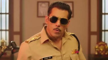 Dabangg 3 New Promo: Chulbul Pandey Needs No 'Salman Khan' to Promote His Film! (Watch Video)