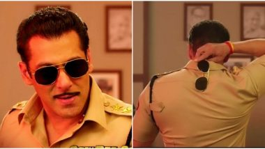Dabangg 3: Fans Trend #Dabangg3WithChulbulPandey as Salman Khan Returns With His Swagger Cop Avatar (Read Tweets)