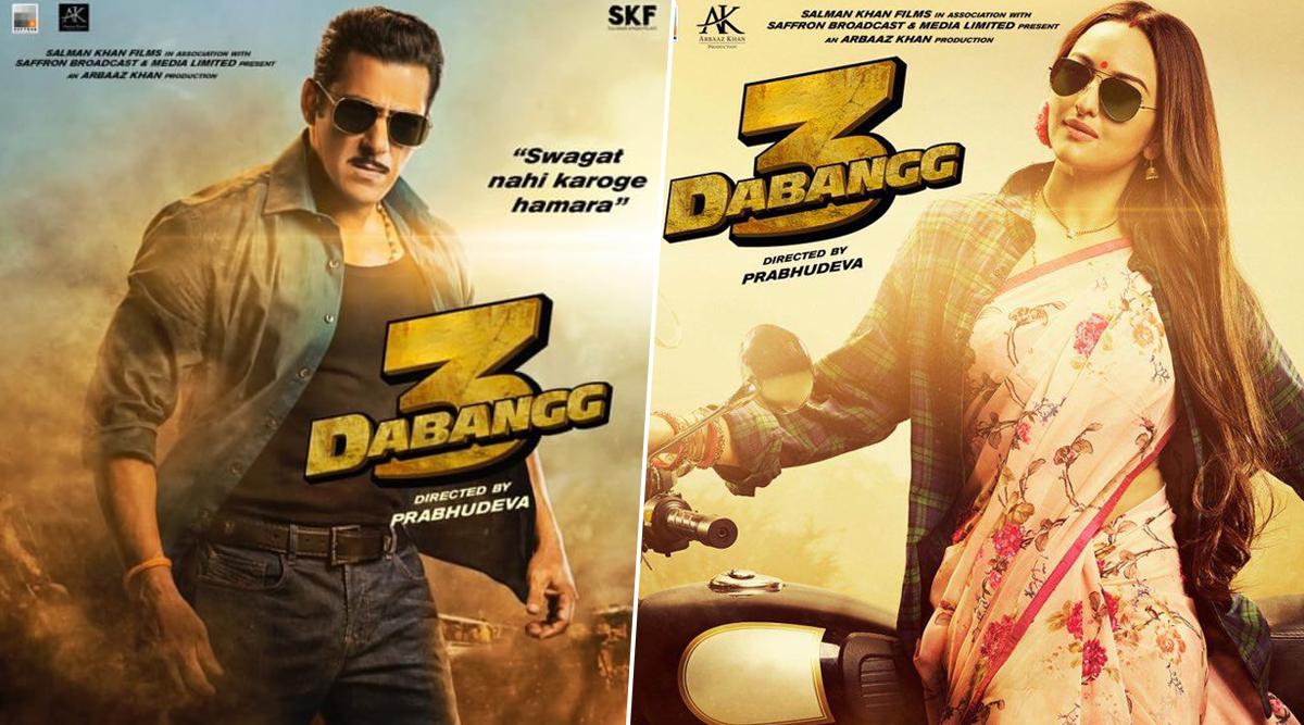 Dabangg 3: Hindu Janajagruti Samiti Accuses Salman Khan's Film Of Allegedly Showing Sages in 'Hideous' Manner; Urges CBFC to Deny Certification