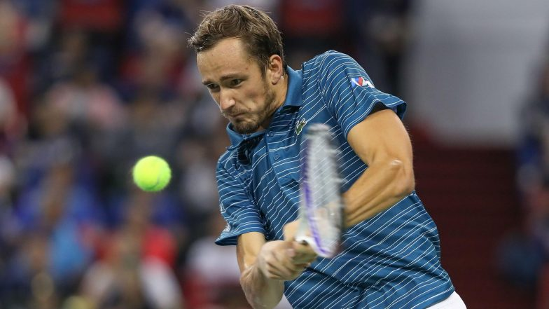 Daniil Medvedev – Rise and Rise of a 'Smart' Tennis Star, Chasing Roger Federer in Ranking and Grand Slam Title Next Year