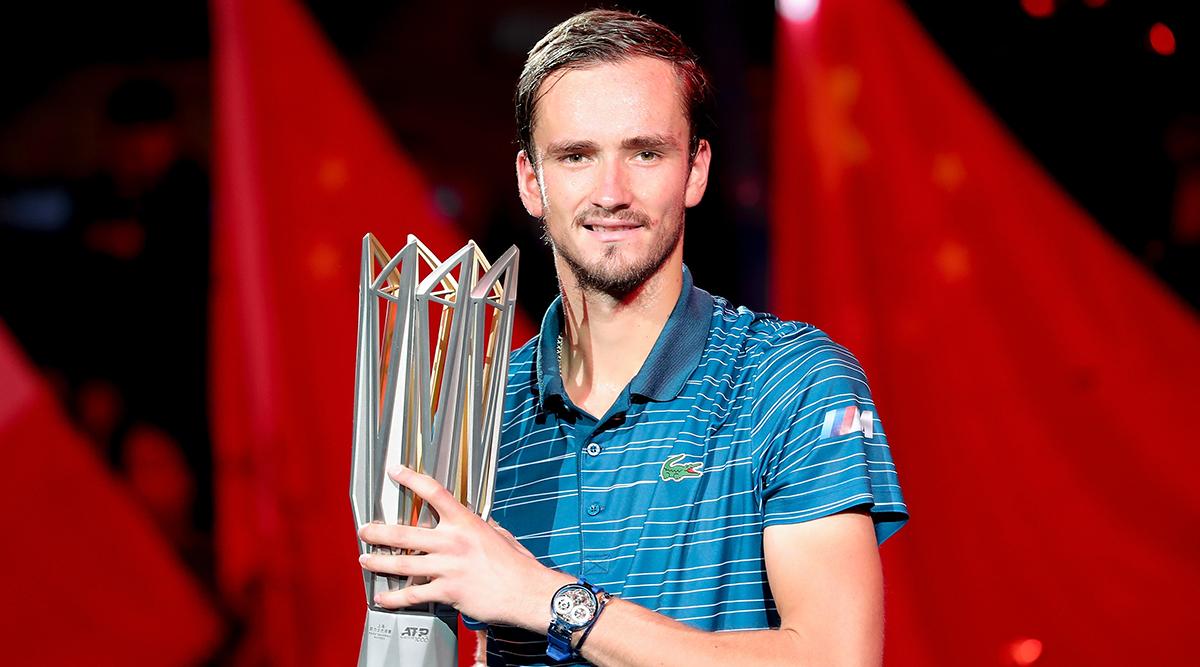 Daniil Medvedev Aims to Leapfrog Rafael Nadal and Novak Djokovic in ATP Tennis Rankings, Russian Player Seeks to Reach No.1 Spot