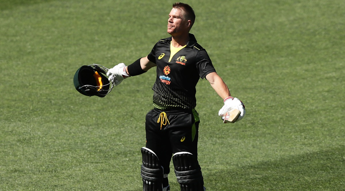 David Warner Joins Glenn Maxwell, Shane Watson in Unique Record with Maiden T20 Ton