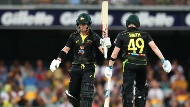Australia vs Sri Lanka, 2nd T2OI 2019: David Warner and Steven Smith's Half-Centuries Power Aussies to 9 Wickets Victory Against Lanka