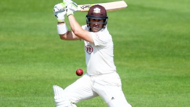 Dean Elgar Registers His Maiden Test Ton on Indian Soil During the Day 3 of India vs South Africa 1st Test 2019