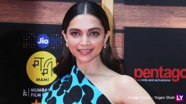 Jio MAMI Movie Mela with Star: Deepika Padukone's Next Film Is a Dark-Romantic Genre (Watch Video)
