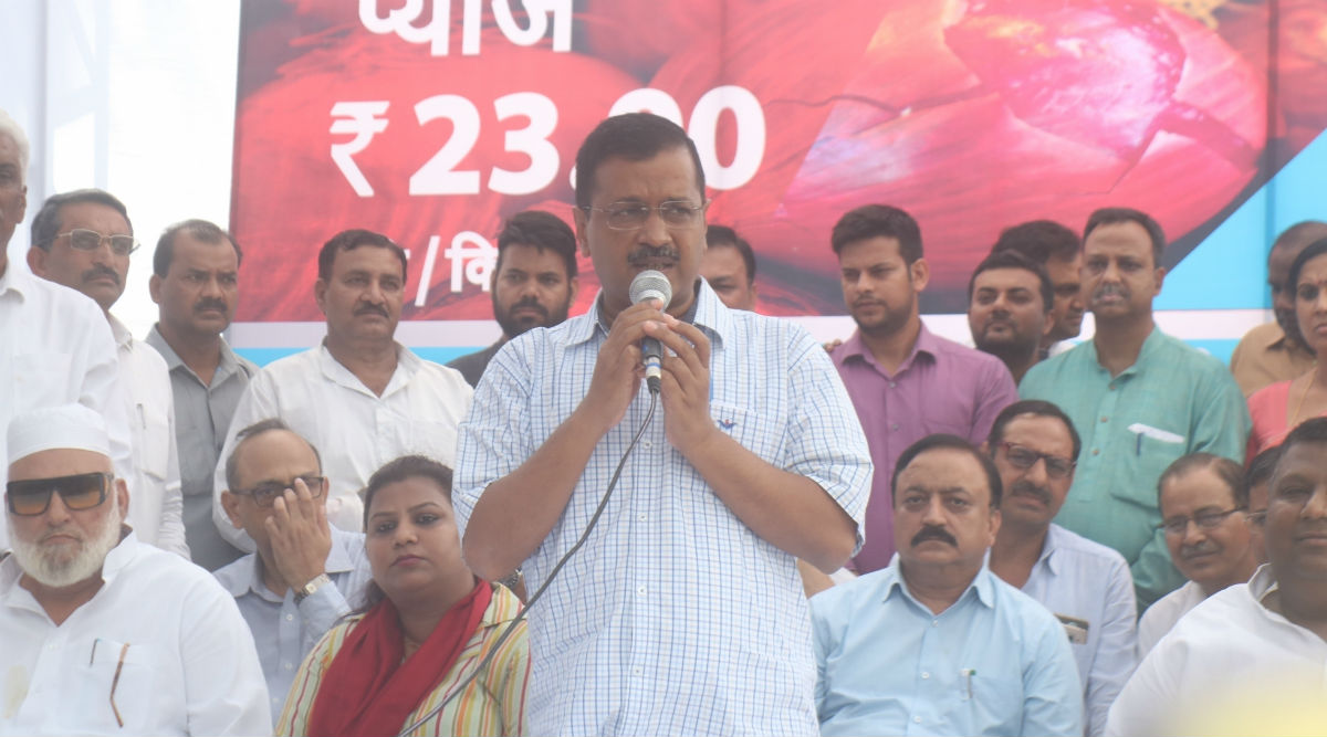 On Valmiki Jayanti, Arvind Kejriwal Ramps Up Dalit Outreach, Says 'Delhi Government Will Ensure Dalits Become Doctors And Engineers'