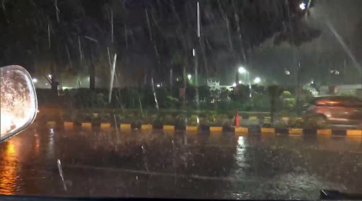 Tamil Nadu Rains: Five Die As Delta Districts Hit by Heavy Showers, IMD Predicts More Downpour in Next Two Days