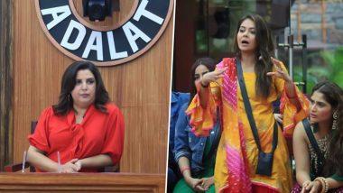 Bigg Boss 13: Is Farah Khan Justified in Schooling Devoleena Bhattacharjee For Misusing #MeToo When Her Brother Sajid Khan Has Been Accused Of The Movement?