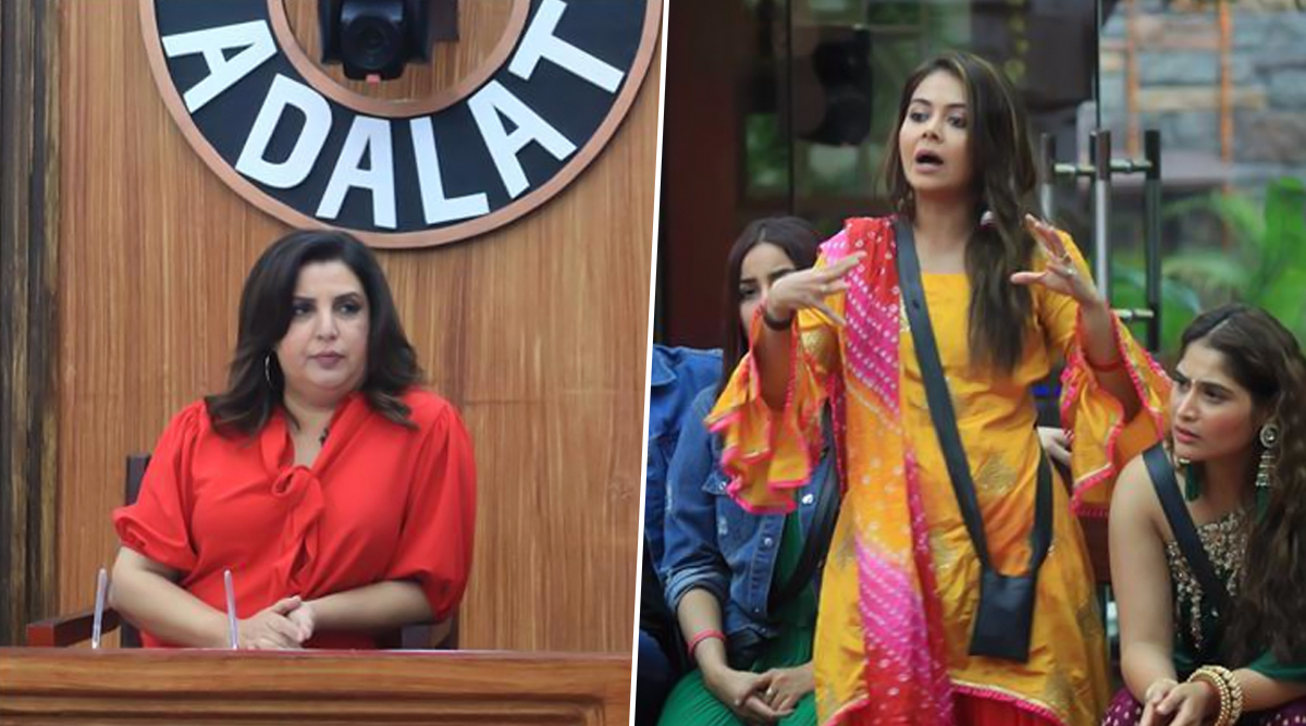 Bigg Boss 13: Devoleena Bhattacharjee Gets a Warning From Farah Khan to Not Use #MeToo as a Card on the Reality Show