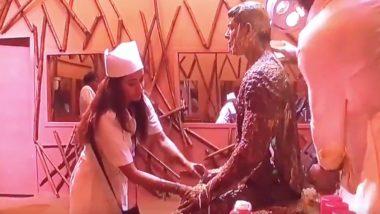 Bigg Boss 13: Devoleena Bhattacharjee Shocks Fans By Placing Ice Around Siddharth Shukla's Crotch - Watch Video