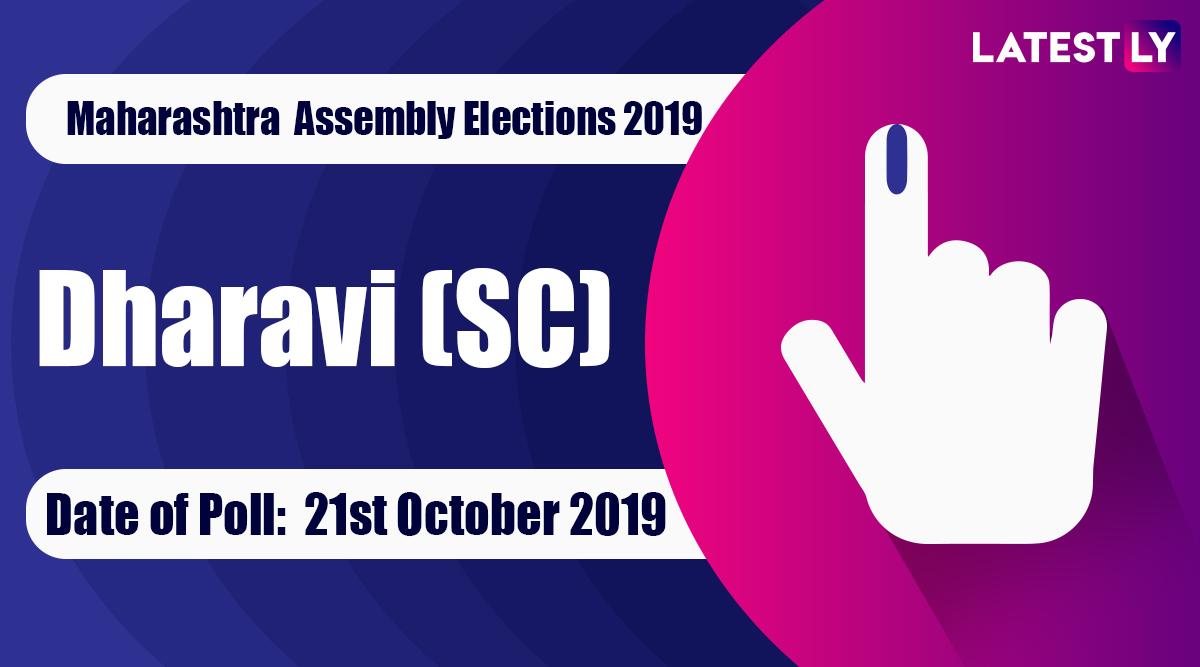Dharavi (SC) Vidhan Sabha Constituency Election Result 2019 in Maharashtra: Gaikwad Varsha Eknath of Congress Wins MLA Seat in Assembly Polls