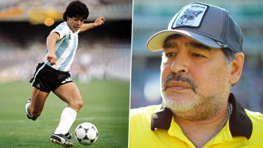 Diego Maradona's 59th Birthday: Top 3 Goals by Argentina Footballing Great That Are Must Watch