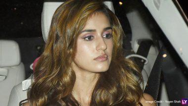 Disha Patani Reveals How She 'Destroys' Her Sugar Craving