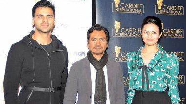 Divyanka Tripathi and Husband Vivek Dahiya Grace the Cardiff International Film Festival 2019 Along with Nawazuddin Siddiqui