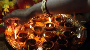Diwali 2019 Calendar: Know Dates of Dhanteras, Lakshmi Puja, Bhai Dooj and Other Important Days of The Festival of Lights