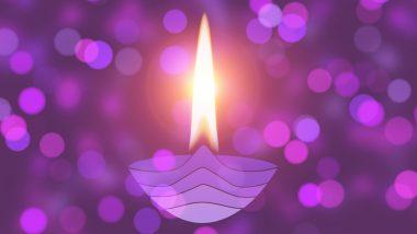 Diwali 2019 Calendar: Dates and Tithi for Dhanteras, Naraka Chaturdashi, Lakshmi Puja, Govardhan Puja and Bhai Dooj During 5-Day Hindu Festival