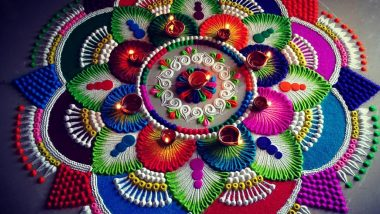 Diwali 2019 Decoration Ideas for Office and Home: 3 Ways You Can Switch Up Your Decor With No Efforts This Deepavali