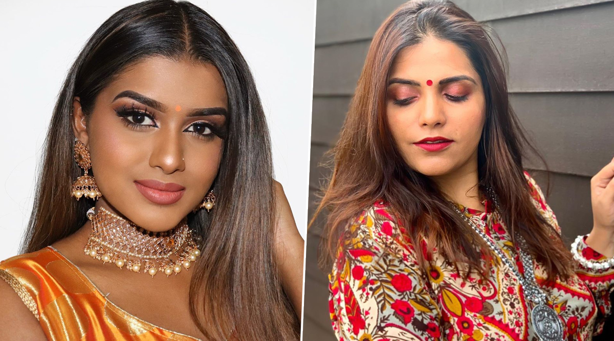 Diwali 2019 Makeup Ideas: 3 Looks For Lakshmi Puja That Can Easily Be Created in Under 10 Minutes