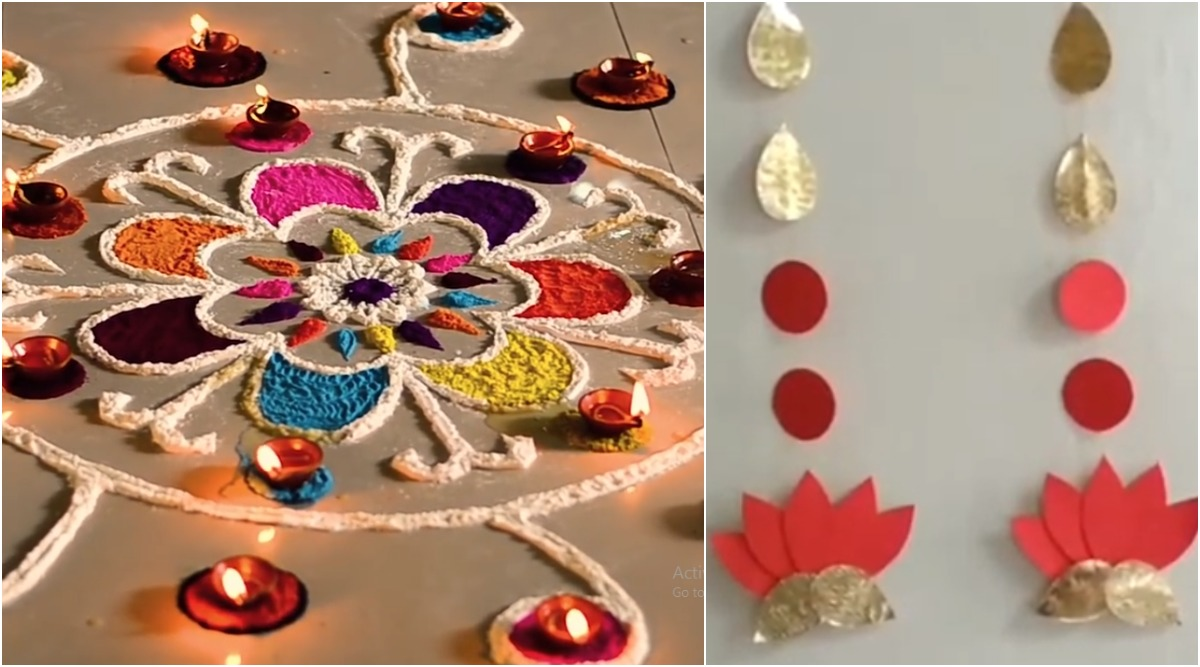 Diwali 2019 Office Decoration Ideas: 5 Ways to Light Up Your Working Space Beautifully (Pictures And Videos)