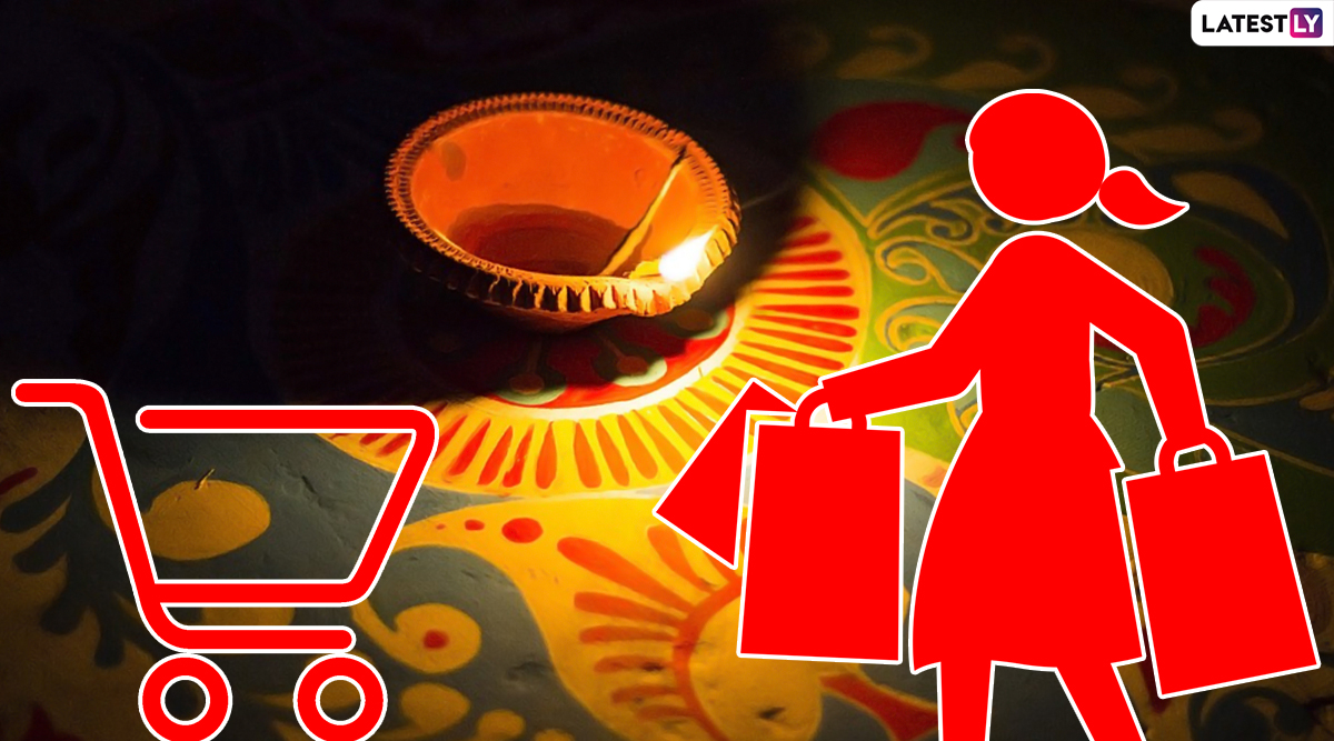 Diwali Sale From Shop Hopping to Swiping! Online Retail Stores Take Over Traditional Shopping