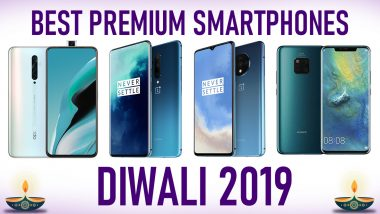 Diwali 2019 Best Premium Smartphones: OnePlus 7T, OnePlus 7T Pro, Oppo Reno2 F, Huawei Mate 20 Pro & Other Mobile Phones