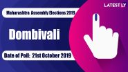 Dombivali Vidhan Sabha Constituency in Maharashtra: Sitting MLA, Candidates For Assembly Elections 2019, Results And Winners