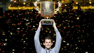 Dominic Thiem Beat Stefanos Tsitsipas to Win China Open 2019 Title
