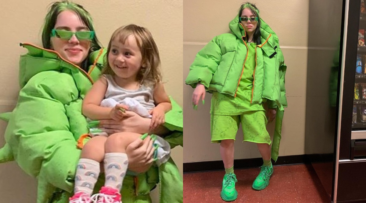 Halloween 2019 Costume Ideas: Draw Inspiration From Billie Eilish And Dress Up In Oversized Separates For Your Costume Party!