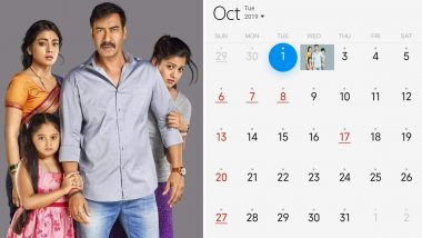 Drishyam Funny Memes Rise on 2nd October! Netizens Remember Vijay Salgaonkar's Goa Trip From Ajay Devgn's Mystery Thriller