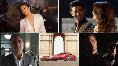 Drive Trailer Video: We Now We Know Why This Sushant Singh Rajput-Jacqueline Fernandez's Fast & Furious Knock Off Is Coming Straight to Netflix