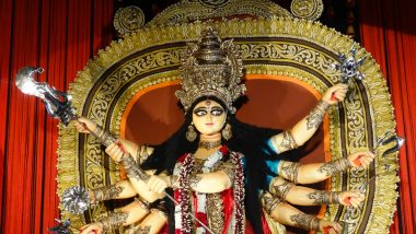 Durga Ashtami 2019 Date and Sandhi Puja Muhurat Time: Significance of Maha Ashtami During Pujo, Here's Everything About the Third Day of Durga Puja