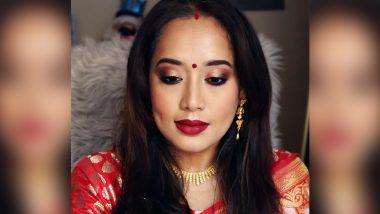 Durga Puja 2019 Makeup Ideas: Go From Girl-Next-Door to Goddess With 3 Easy Tweaks