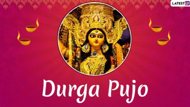 When Is Durga Ashtami, Maha Navami and Vijayadashmi 2020? Know Exact Dates, Shubh Muhurat, Significance & Kanya Pujan Auspicious Timings During Durga Puja This Year