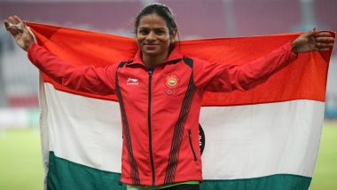 TIME 100 List 2019: Dutee Chand, Indian Athlete Named in List of Most Influential Persons in the World