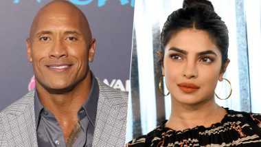 Social Climbers Charts: Dwayne 'The Rock' Johnson Secures the Top Spot Followed by Priyanka Chopra and Chris Hemsworth (View Full List Here)