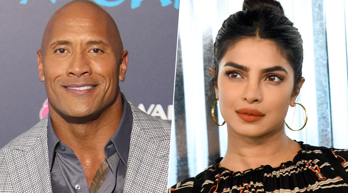 Social Climbers Charts: Dwayne 'The Rock' Johnson Secures the Top Spot Followed by Priyanka Chopra and Chris Hemsworth (View Full List Here)