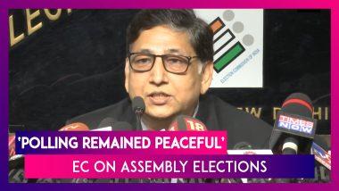 Maharashtra, Haryana Polling: Baring Few Sporadic Incidents, Remained Peaceful: Election Commission