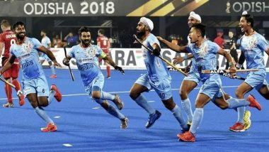 India Presents Bid to Host Men's Hockey World Cup in 2023
