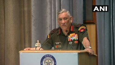 Army Chief General Bipin Rawat Says 'Next War Will Be Won Through Indigenised Weapons Systems'