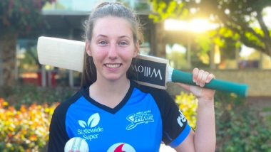 Adelaide Strikers Sign 16-Year-Old Darcie Brown for Women's Big Bash League Season 5