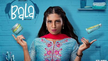 Bhumi Pednekar's Dusky Girl Look In Bala Leaves Twitter Really Angry