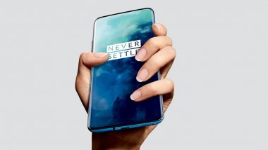 OnePlus 7T Pro Smartphone Now Available on Amazon During Great Indian Festival Sale; Prices, Features & Specifications