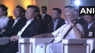 Narendra Modi-Xi Jinping Summit: India Rolls Out Red Carpet to Welcome Chinese President in Chennai
