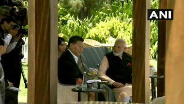 Mamallapuram Summit 2019 Day 2: PM Narendra Modi, Xi Jinping Hold One-on-one Talks at Taj Fisherman's Cove Hotel