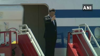 Chinese President Xi Jinping Wraps Up Chennai Informal Summit with PM Modi, Leaves for Nepal