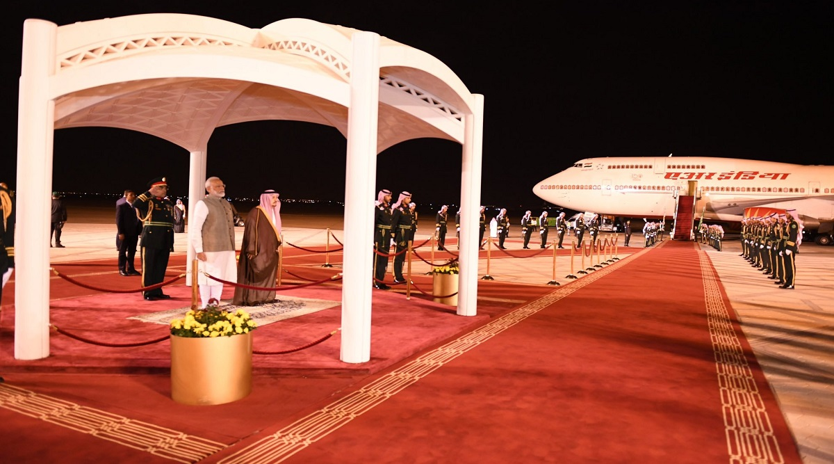 India, Saudi Arabia's Cooperation on Security Issues Is Progressing Well: PM Narendra Modi