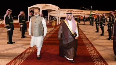 PM Narendra Modi in Saudi Arabia: Looking Forward to Aramco's Participation in India Strategic Petroleum Reserve