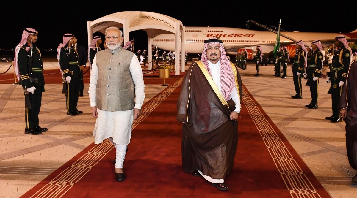 PM Narendra Modi in Saudi Arabia: Looking Forward to Aramco's Participation in India Strategic Petroleum Reserve
