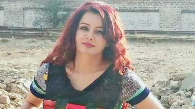 Pakistani Singer Rabi Pirzada Threatens PM Narendra Modi With Suicide Attack, Shares Picture With Bomb Jacket (Watch Pic)